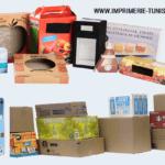 Emballage & impression sur carton