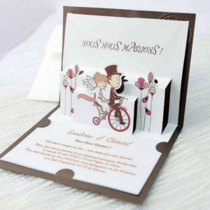 invitation de mariage 3d tunisie