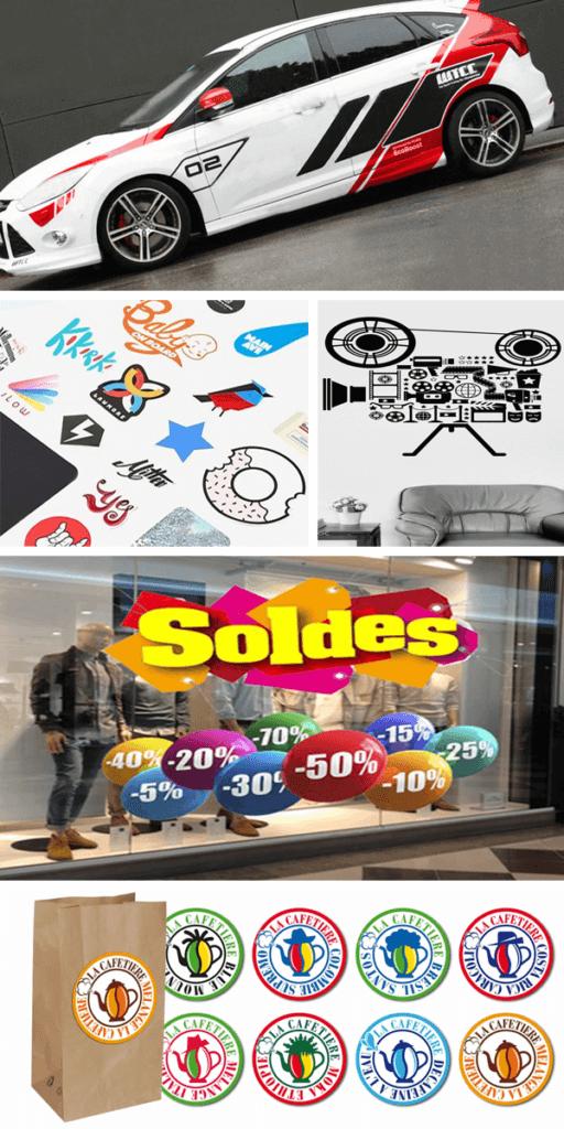 impression vinyle stickers tunisie